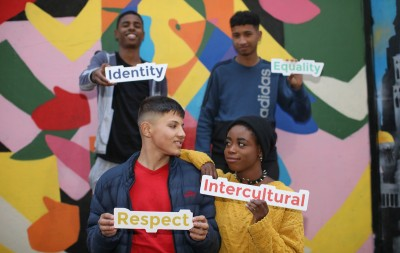 Respect Equality Interculturalism Identity