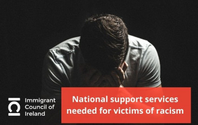 Immigrant Council calls for national support services to be developed to respond to the needs of victims of racism