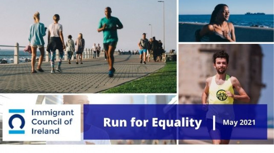 Run for Equality: Complete a 5k this May and raise funds for the Immigrant Council